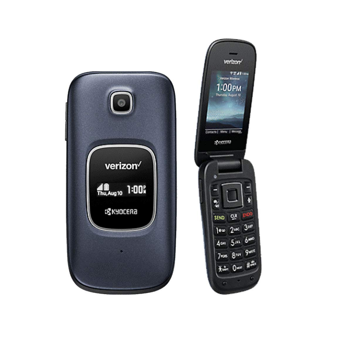 Top 5 Kyocera Flip Phone Unlocked 2019 – Today Smartphone Deals